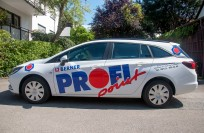 Fahrzeugbeklebung | Berner Profi Point