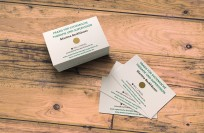 Visitenkarten | Praxis Martina Beckhäuser