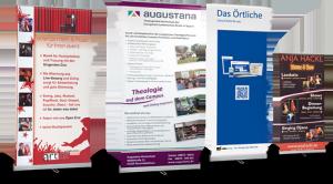 Werbeagentur Focus | Rollup-Systeme