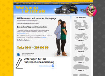 Webseite | Fahrschule Brüske