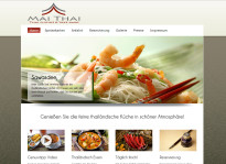 Webseite | Mai Thai Restaurant