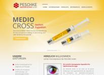 Webseite | Peschke Medizintechnik GmbH