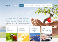 Webseite | pur-energy