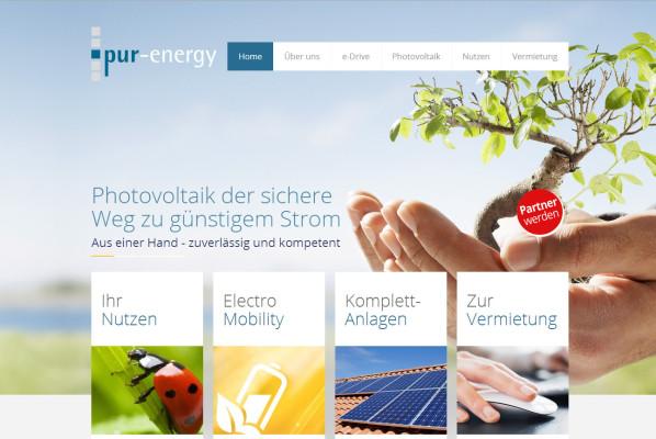 werbeagentur-focus-nuernberg-purenergy-webseite
