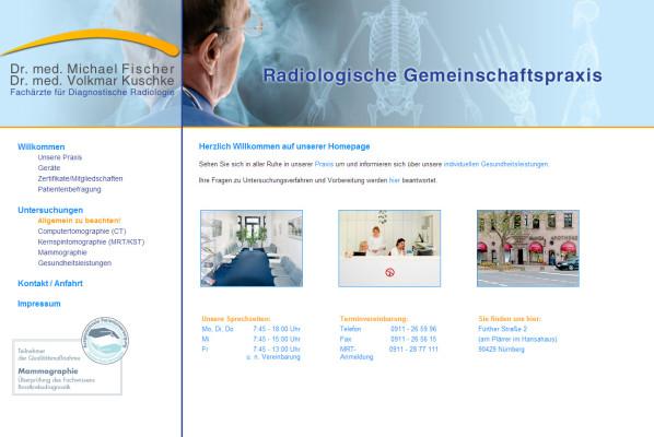 werbeagentur-focus-nuernberg-radiologie-plaerrer-webseite