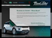Webseite | Autohaus Road Star GmbH