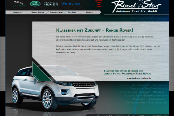 werbeagentur-focus-nuernberg-roadstar-automobile-webseite