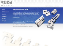 Webseite | Ruda Metall GmbH