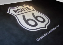 Textildruck | Route 66