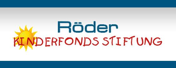 Webseite für Röder Kinderfonds Stiftung