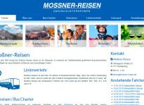 Webseite | Moßner-Reisen