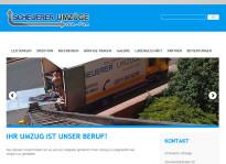 Webseite | Scheuerer Umzüge