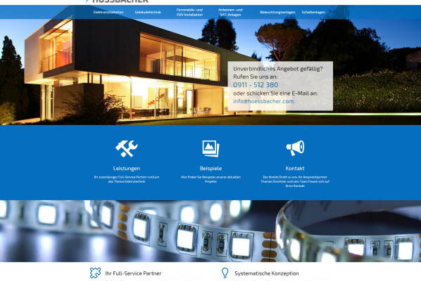 werbeagentur-focus-webseite-elektrotechnik-hoessbacher