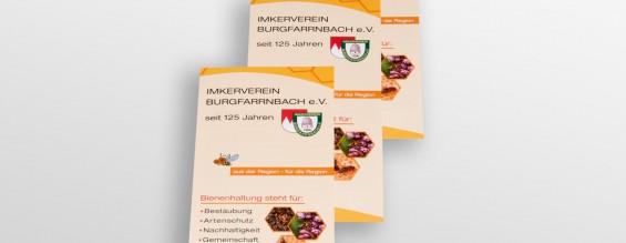 Informationsflyer | Imkerverein Burgfarrnbach
