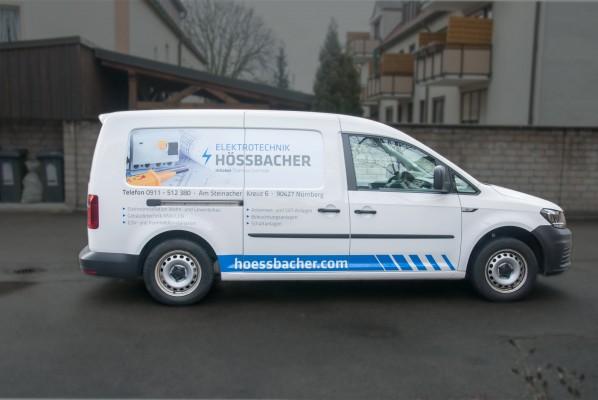 werbeagentur-focus-nuernberg-fahrzeugbeklebung-elektrotechnik-hoessbacher