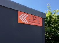 Firmenschilder | LPT Laserpräzisonstechnik GmbH