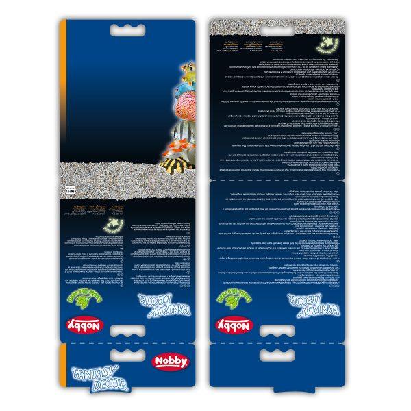 """Ansicht der Faltkarte für """"FantasyDekor"""""""