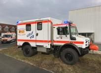 Fahrzeugbeklebung | ASB Erlangen