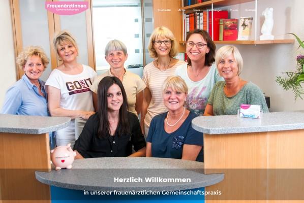 werbeagentur-focus-nuernberg-onepage-webauftritt-frauenaerztinnen
