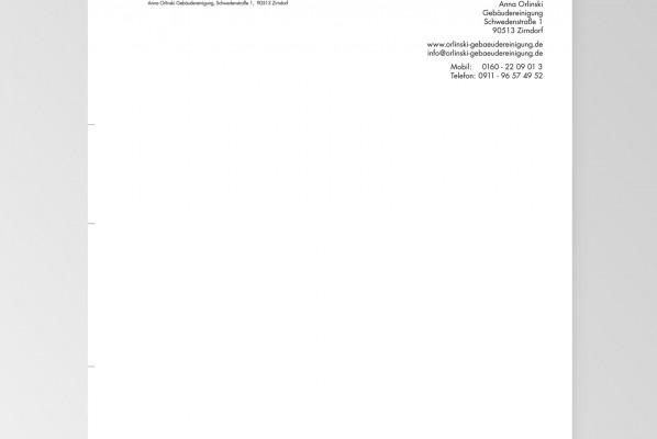werbeagentur-focus-nuernberg-briefpapier-gebaeudereinigung-orlinski