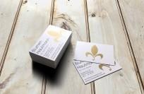 Visitenkarten | Blumen Hautmann