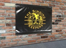 Banner | Singing Barkeepers