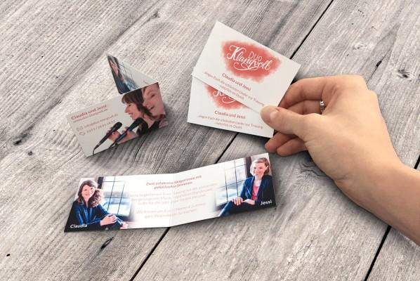 werbeagentur-focus-nuernberg-duo-klangvoll-visitenkarte-klappkarte