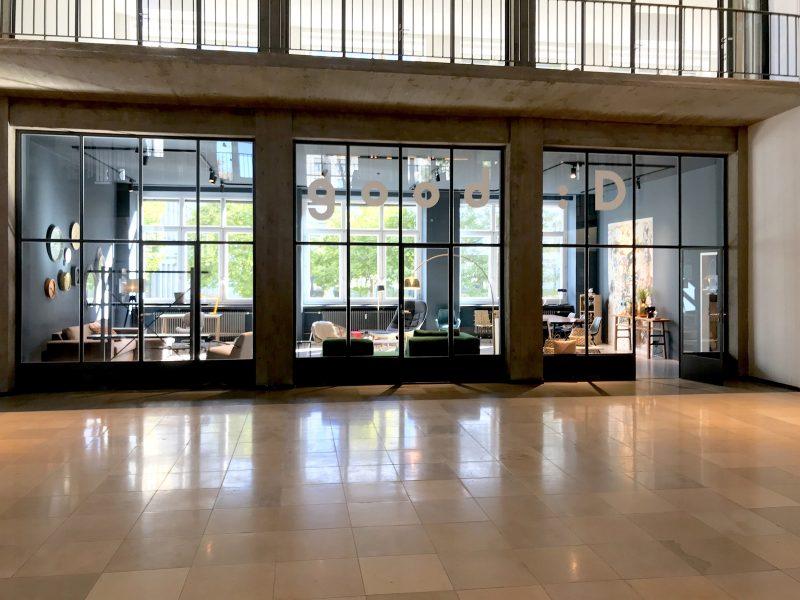 Fensterscheibenfolierung für BSK