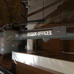 Folierung eines Helikopters in Nürnberg für Design Offices